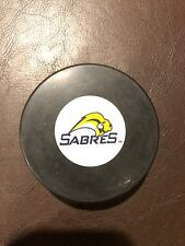 Buffalo Sabres Puck NHL Good For Autograph