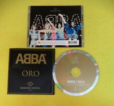 CD ABBA Oro Grandes Exitos 1999 Europe POLAR 543 129-2 no lp mc dvd (CS67)