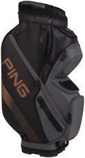 PING DLX Cart Bag Black/Copper