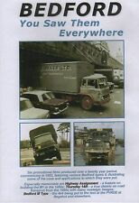 Bedford you Saw Them Everywhere Lorries Haulage Trucks Transport DVD