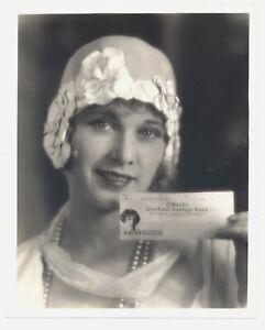 Esther Ralston 1929 Paramount Portrait Original 8x10 Candid RICHEE