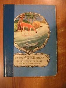 Robert MCClung LA MERAVIGLIOSA STORIA DI UN PESCE DI FIUME ed. Fabbri 1958
