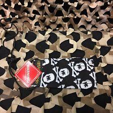 New Hk Army Magnum Barrel Cover/Condom - Black Skulls