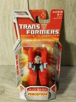 Transformers Robots In Disguise Autobot Preceptor NEW Rare Action Figure