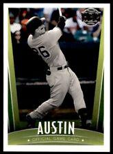 2017 Honus Bonus Fantasy Baseball Silver Foil #490 Tyler Austin YANKEES *254