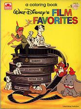 Disney coloring book RARE UNUSED