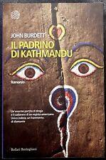 John Burdett, Il padrino di Kathmandu, Ed. Boringhieri, 2015