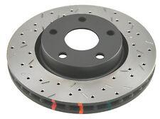 Disc Brake Rotor-SS Front DISC BRAKES AUSTRALIA DBA42604BLKXS