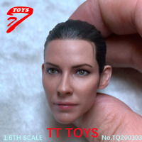 TT TOYS 1/6 The Wasp Female Head Carving TQ210303 fit 12'' Soldier Figure Toy