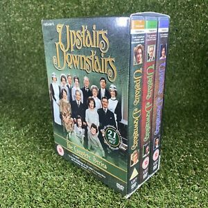 Upstairs Downstairs Series 1-5 - Complete Boxset - Good Condition