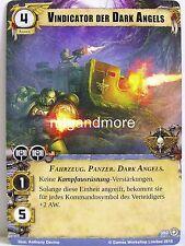 Warhammer 40000 Conquest LCG - 1x #092 Vindicator der Dark Angels - Gegen den
