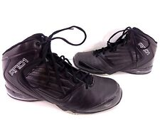 Men's And1 Master 2 Mid Basketball Shoes Black Size 11.5 M