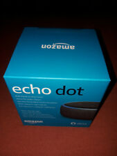 Echo Dot 3te Generation Anthrazit , Neu,OVP,noch Versiegelt