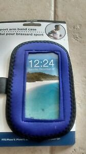 New Sport Band Adjustable Arm to carry Cellphones great for outside activity