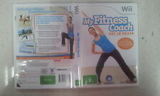 my fitness coach get in shape wii