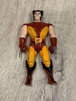 Uncanny X-Men - WOLVERINE - 1991 - Vintage Action Figure -Marvel Comics / Toybiz