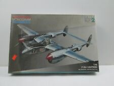 MONOGRAM   P 38J LIGHTNING ITEM# 5479  SCALE 1:48   LQ-MM