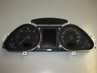 Audi Q7 4L Tdi Diesel Fis Bas Basi Compteur Groupe Instrument 4L0920900Q T274