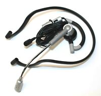GE Clip-On Mono Headset Ear-Hook for Panasonic Home Office Cordless Phone