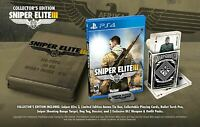 Sniper Elite III 3 Collector's Edition ( Sony Playstation 4 / PS4 ) Brand New