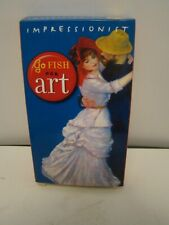 Impressionist GO FISH for Art Card Game