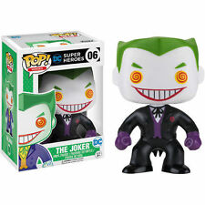 EXCLUSIVO DC COMICS BATMAN JOKER NEGRO COMPATIBLE FIGURA DE VINILO POP HEROES 06