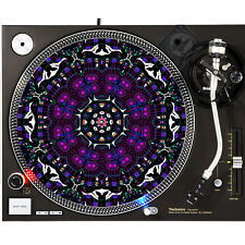 Portable Products Dj Turntable Slipmat 12 inch - Solar Star War