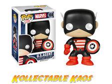 Captain America - U.S. Agent Pop! Vinyl Figure