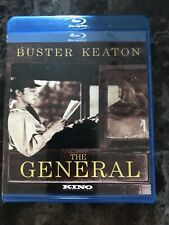 The General (1926) Blu-Ray Buster Keaton