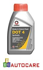 500ml Comma Brake & Clutch Fluid DOT4 Synthetic BF4500M