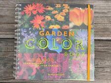 Garden Color Flowers Book