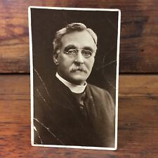 c.1915 WW1-ERA REVEREND JESSE MAYO SIGNED POSTCARD 11 VICTORIA PDE COLLINGWOOD