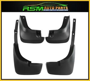 Fits to Toyota Corolla 98-02 Splash Guards Mud Flaps 4PCS Hard to Find