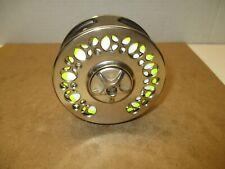 TICA VETERAN 10/11 T-SERIES FLY REEL, GOLD WITH LINE *********