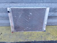 RANGE ROVER L322 TD6 '02 3.0D M57 - ENGINE WATER COOLING RADIATOR 8MK376729511