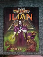 ILIAN MISTRESS OF THE VOID MUTANT CHRONICLES ROLE PLAYING SOURCE BOOK #4011