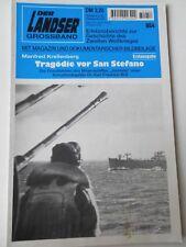 Landser Grossband Nr. 954, Tragödie von San Stefano, Erstausgabe