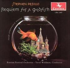 BACH,JOHANN SEBASTIAN  Requiem for a Goldfish / Lullaby for Orch / Et Al  Audio