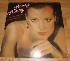 DDR- AMIGA +   Honey , Honey  ... Sampler   + Schallplatte Vinyl LP