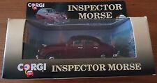 CORGI ' INSPECTOR MORSE ' JAGUAR MK.II [ ORIGINAL ISSUE ]