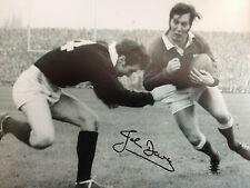John Dawes - RUGBY GALLOIS légende - signé B/WPhotograph