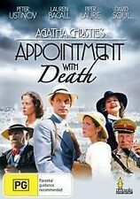 Appointment With Death - Agatha Christie's (DVD) CRIME [Region 4] NEW/SEALED