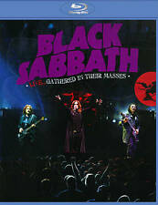 BLACK SABBATH: LIVE... GATHERED IN THEIR MASSES NEW BLU-RAY/DVD