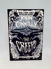 The Creeps-John Connolly-SIGNED With DOODLE!!-Uncorrected Proof!!-TRUE First/1st