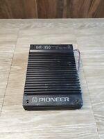 Pioneer GM-H50 Amplifier