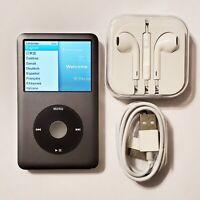 Apple iPod classic 7th Generation Black (160 GB) MC297LL