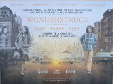 Wonderstruck UK Quad Movie Poster