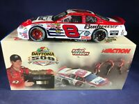 C3-45 DALE EARNHARDT JR #8 BUDWEISER / BORN ON DATE - 2004 CHEVY MONTE CARLO