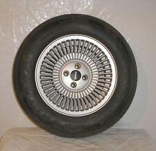 1982 Delorean DMC 12 OEM Rear Wheel w Goodyear NCT Tire - No Core