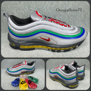 Nike Air Max 97 QS, Nintendo 64 N64, CI5012-001, UK 8, EU 42.5, US 9, Atmos Grey